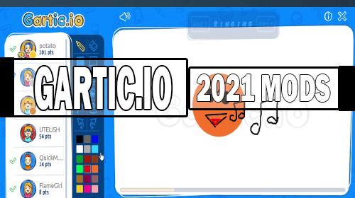gartic.io mods 2021