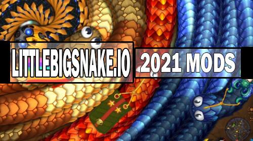 littlebigsnake.io mods 2021