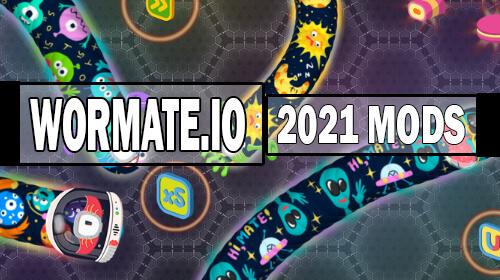 wormate.io mods 2021