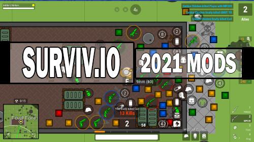 surviv.io mods 2021