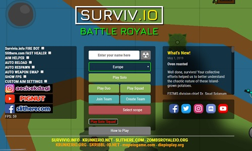 surviv.io mods